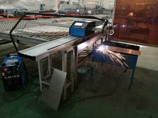 1560 Hochleistungs-CNC-Plasmaschneidemaschine China