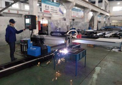 Luft tragbare CNC-Metall-Schneidemaschine