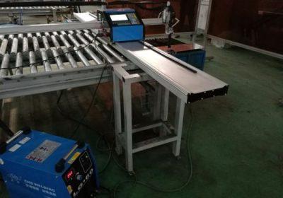Hobby 1500 * 3000mm Rohr-CNC-Plasmaschneidmaschine