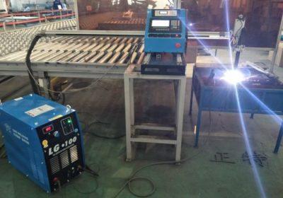 Tragbare Taiwan-CNC-Gasrohrprofil-Plasmaschneidmaschine