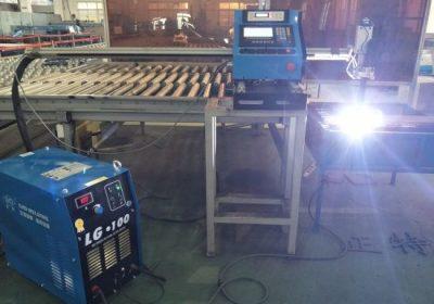 Hochpräzise Industriemaschine kleiner CNC-Plasmaschneider 1212 für Metall