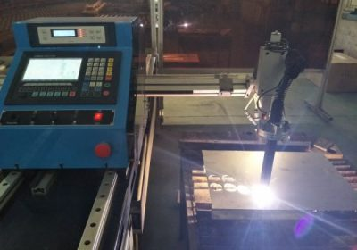Kohlenstoffmetallrohr cnc-Plasma-Rohrschneidemaschine