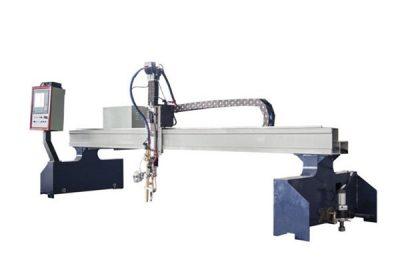 Tragbarer CNC-Plasmaschneidemaschine-Gasschneider